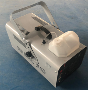1500W Snow Machine