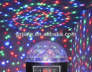 DMX led Magic ball disco light