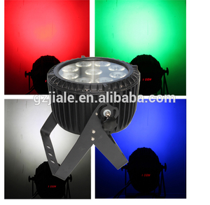 waterproof Outdoor 9x10w RGBW 4in1 LED Par Light