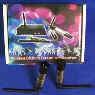 Top 1 Wireless DMX 512 Transmitter Transceiver Template dmx / 2.4G Wireless Receiver For DJ Disco Light