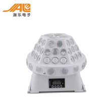 4 eyes 8*3W led image magic light RGBW wash effect New Year lights