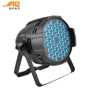 RGB 3in1 led 54*3w led par light / DMX 54x3w RGB par light