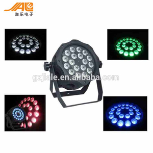 IP65 waterproof 24 x10w RGBW 4in1 outdoor led par light