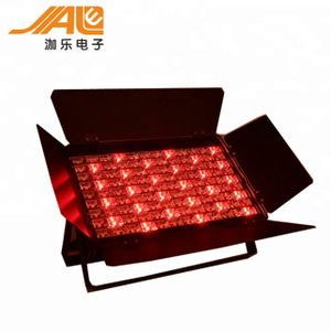108x3w RGBW led wall washer light/ led wall wash