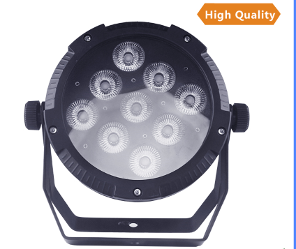 9*18w 6in1Waterproof wireless Battery Light