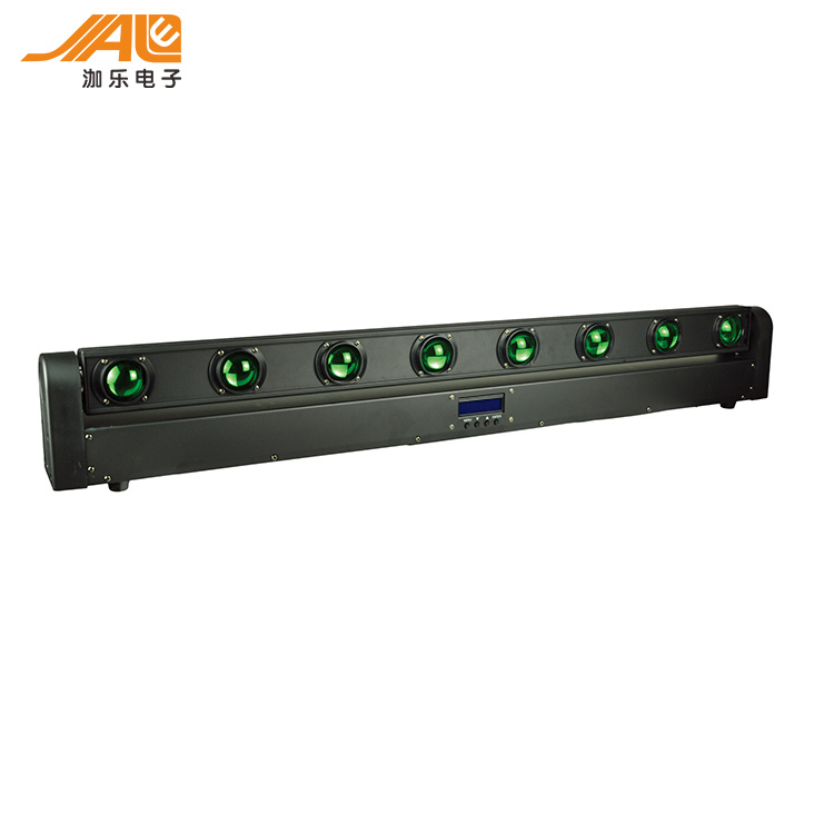 8*10w RGBW 4in1 Beam DJ bar led light