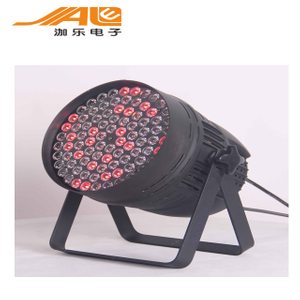 90x3w RGBW led sound control stage light led par light