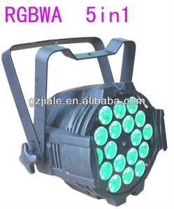 18x15w RGBAW 5in1 led stage light / DMX led par light