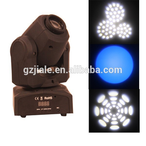 HOT Sell 10w Led Gobo Moving head Disco Light
