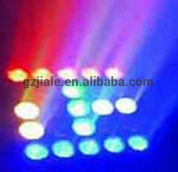 25*15W RGBW 4in1 led moving head wash stage Dj Disco light 5*5 Led Moving Head Matrix Light