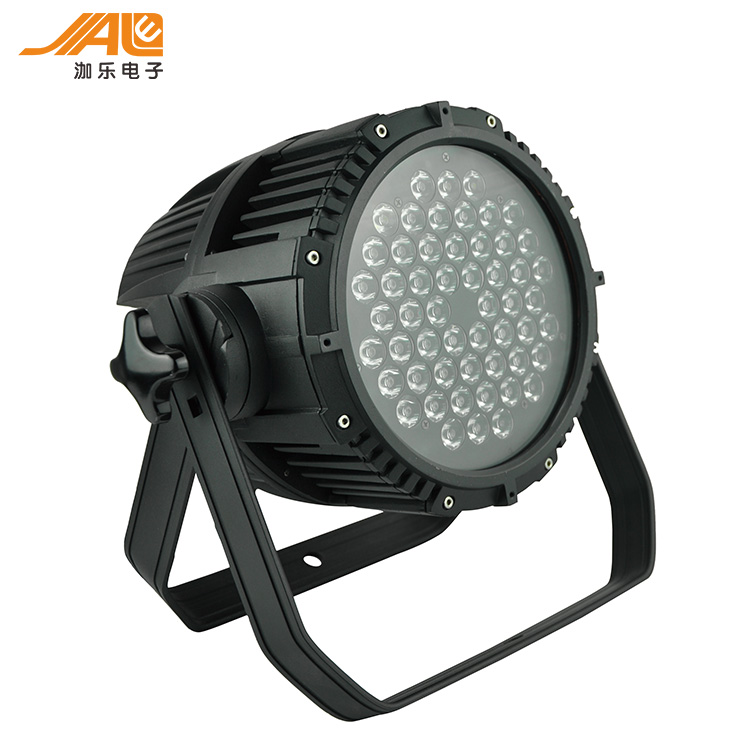 Hot 54*3w waterproof Led par stage Lighting