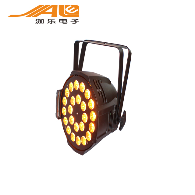 24x15w RGBWA UV 6in1 led par light DJ lights