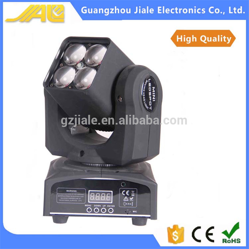 Mini LED Moving Head Light / Beam 40 Moving Head Light