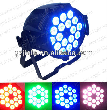 18*10w RGBW 4 in 1 Led PAR light