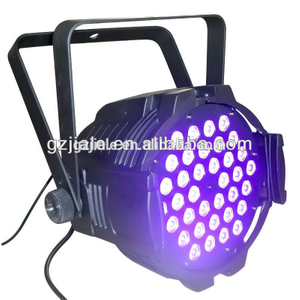 high lumen 36pcsx3w uv led 108w lamp DJ Light Stage Lighting LED UV Purple light