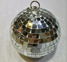 Professional Disco Light Mirror Ball Rotating Colorful Effect Mirror Ball