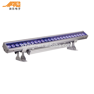 IP65 24x10w RGBW 4in1 led wall washer light bar light