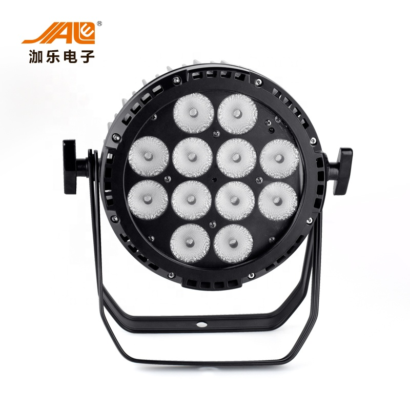 China Manufacture Slim Led DJ Par Lights Waterproof Wireless WIFI Control