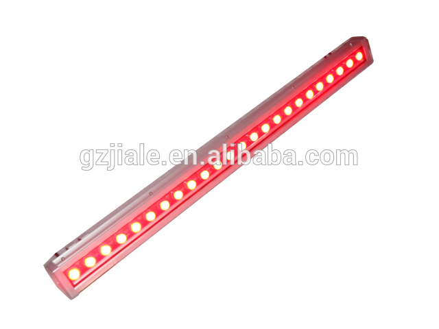 24x3w RGB 3in1 dmx dj led light bar