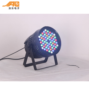 60x3w RGBWA led par light Dj lights